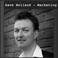 Dave Holland Internet Marketing expert logo