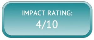 impact rating 4/10